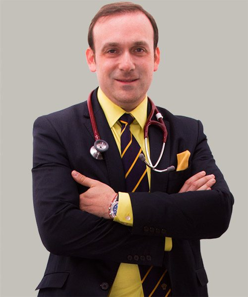 Dr Alexander Shapsis - Wellness Boost