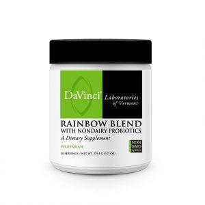 Rainbow Blend With Nondairy Probiotics