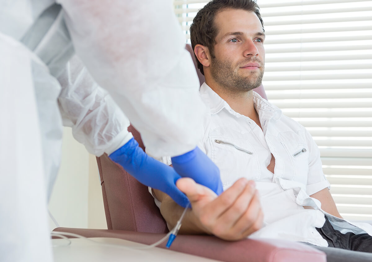 Discover the benefits of IV Therapy in Brooklyn, NY