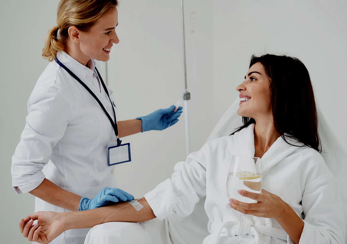 """Brooklyn, New York patients ask, """"What is the cost of IV therapy, and how can I benefit from treatment?"""""""